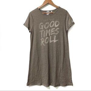 🆕Rock by Junkfood Good Times Rolls in Dusty Olive